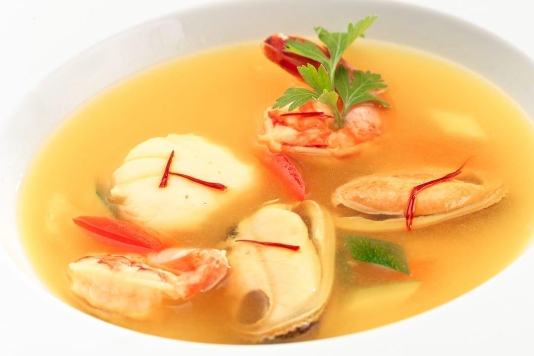 05 – Fish consommè