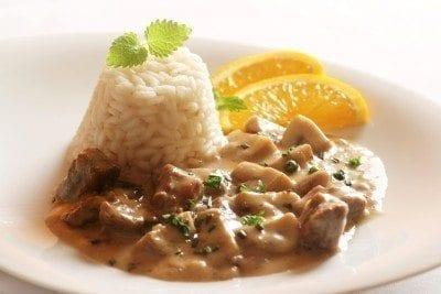 02 – Rice pilaf